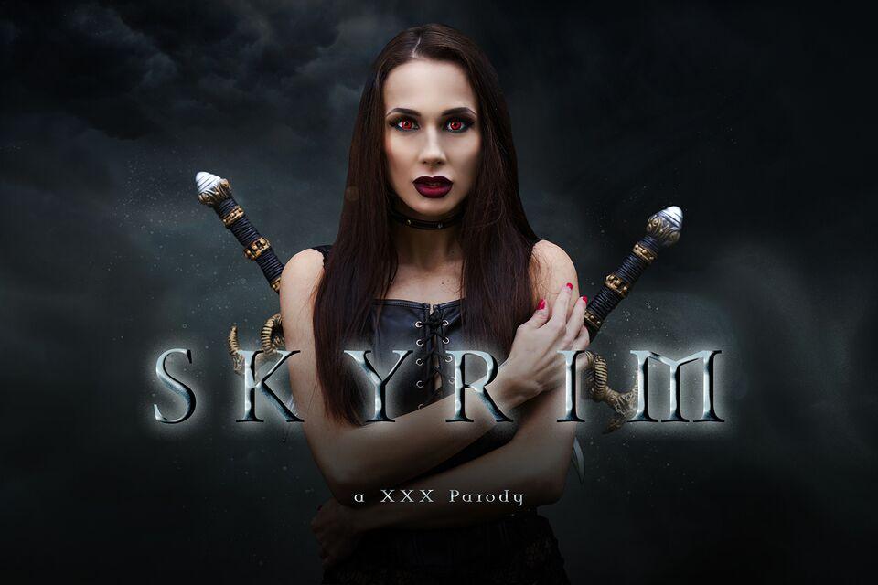 Skyrim A XXX Parody with Nicole Love – VRCosplayX