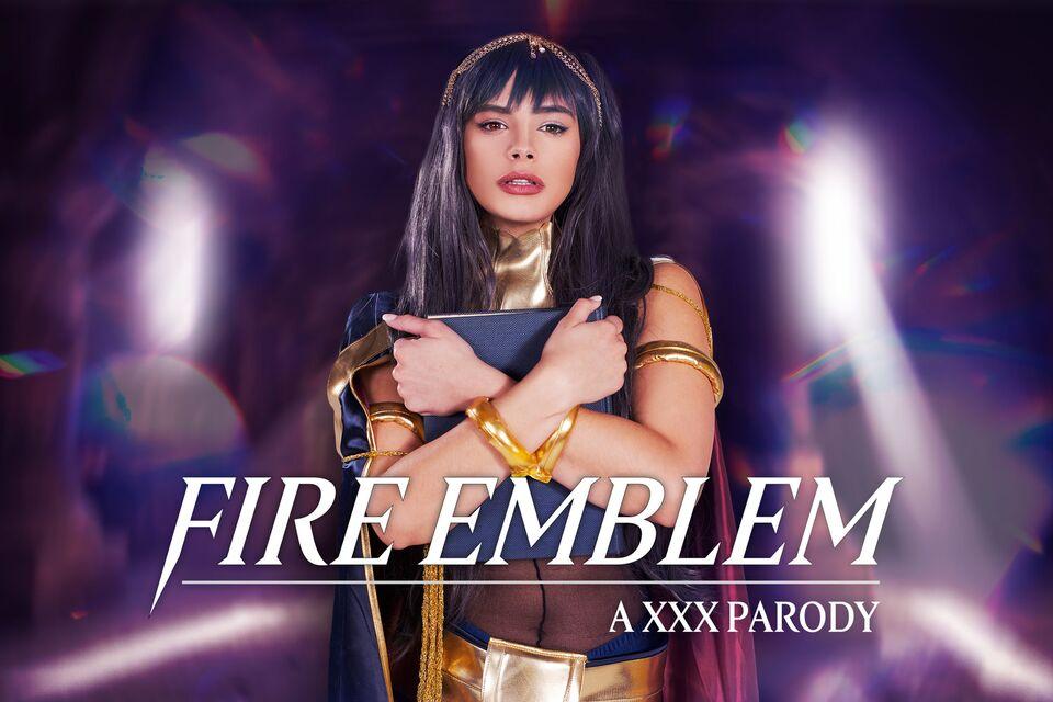 Fire Emblem A XXX Parody with Violet Starr – VRCosplayX