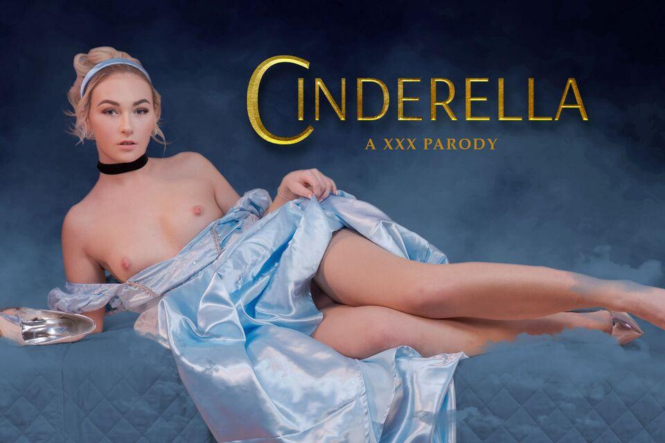 Cinderella A XXX Parody with Jenny Wild – VRCosplayX