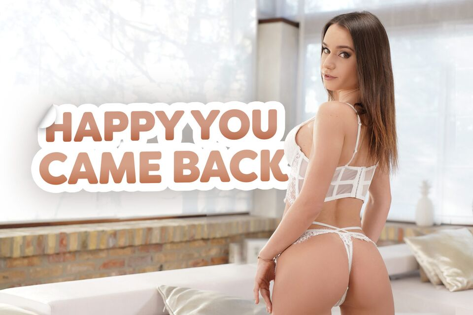 Happy You Came Back with Lana Roy – 18VR