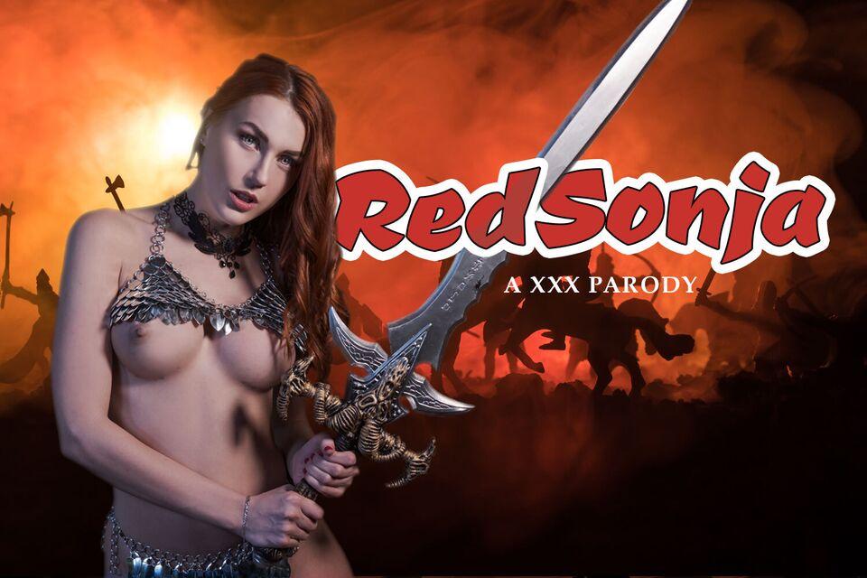 Red Sonja A XXX Parody with Charlie Red – VRCosplayX