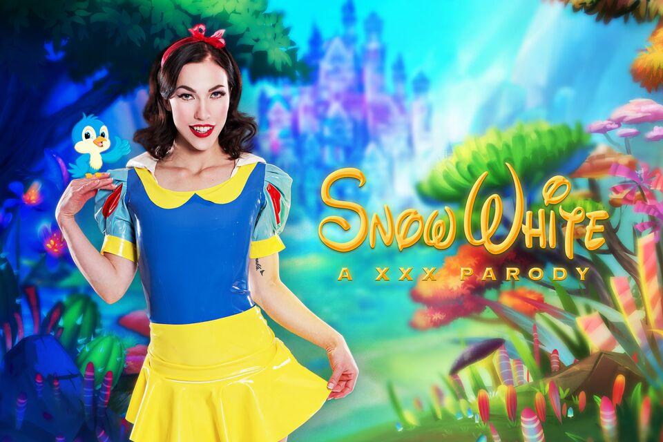 Snow White A XXX Parody with Diana Grace – VRCosplayX