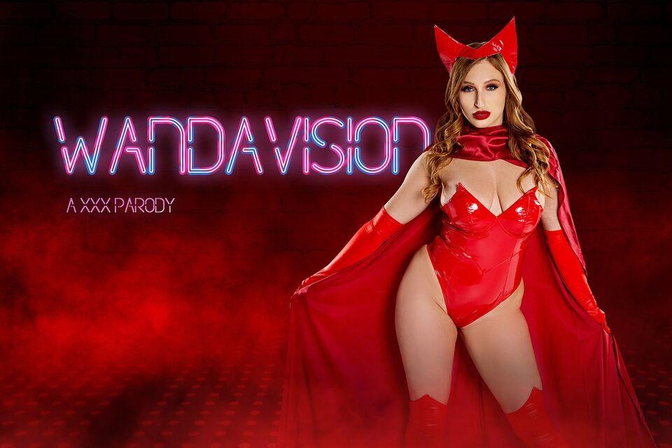 WandaVision A XXX Parody with Skylar Snow – VRCosplayX