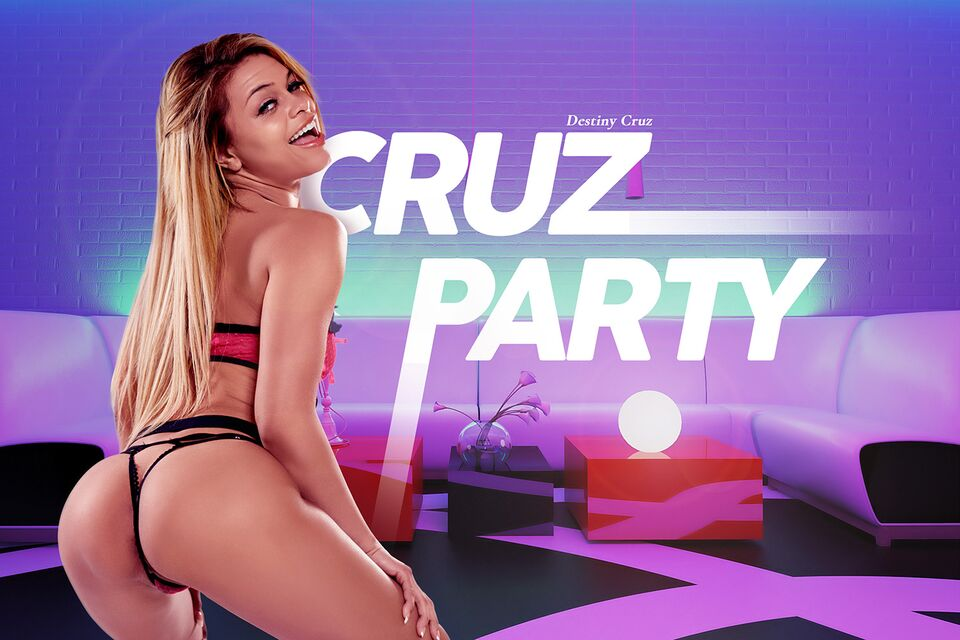 Cruz Party with Destiny Cruz – BaDoinkVR