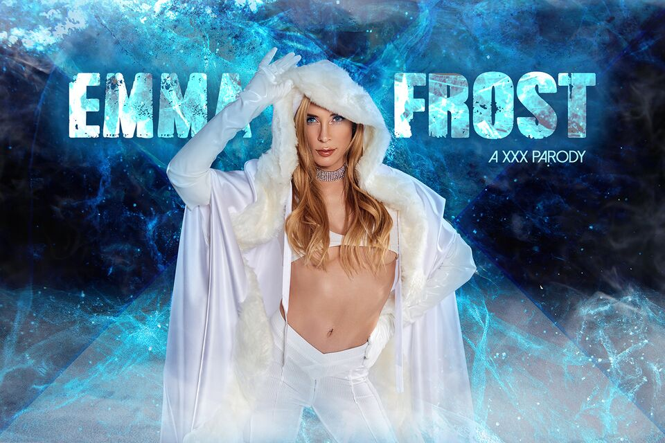 Emma Frost V2 A XXX Parody with Aiden Ashley – VRCosplayX