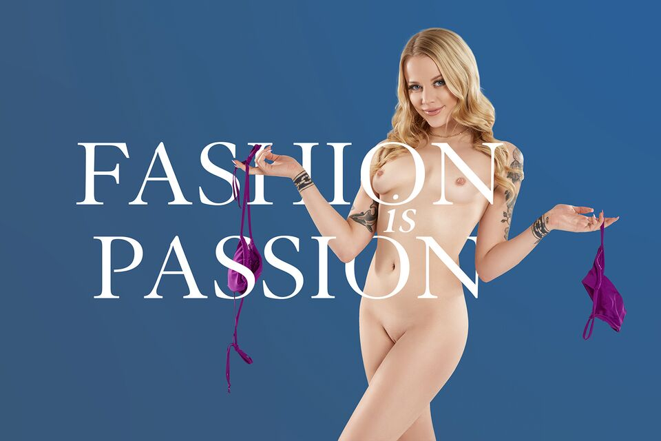 Fashion is Passion with Paris White – BaDoinkVR