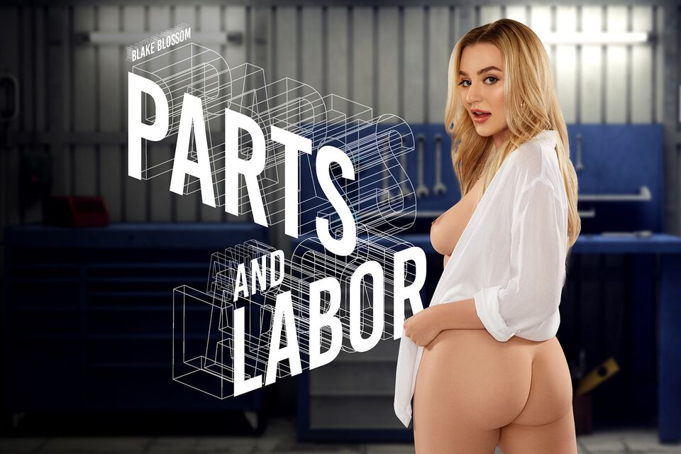 Parts and Labor with Blake Blossom – BaDoinkVR