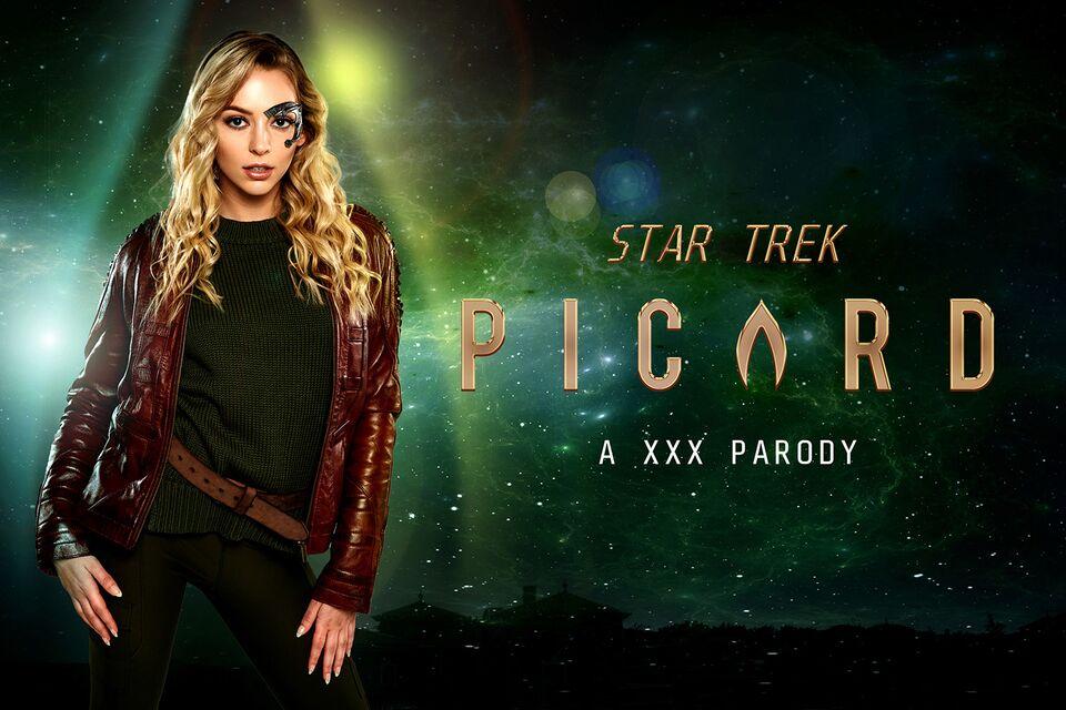 Star Trek A XXX Parody with Lily Larimar – VRCosplayX