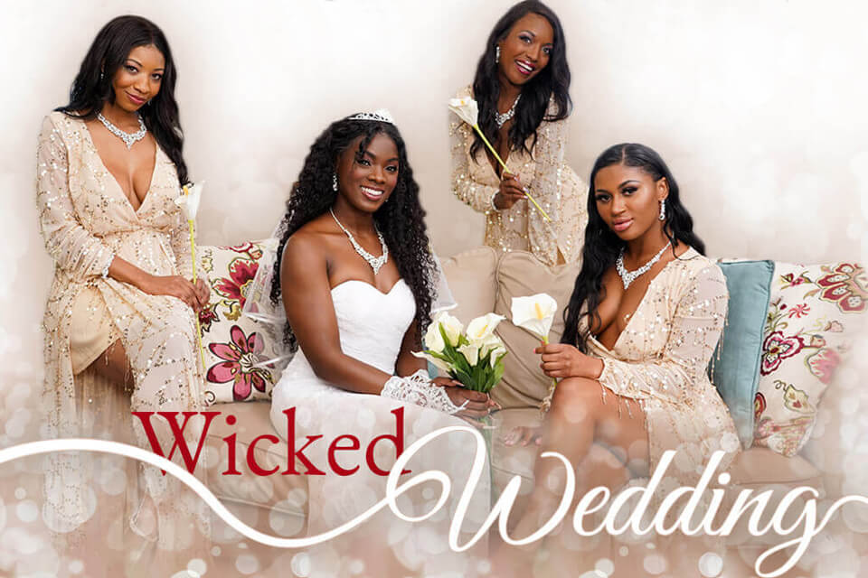 Wicked Wedding with Daya Knight, Ana Foxxx, September Reign, Sommer Isabelle – SexLikeReal