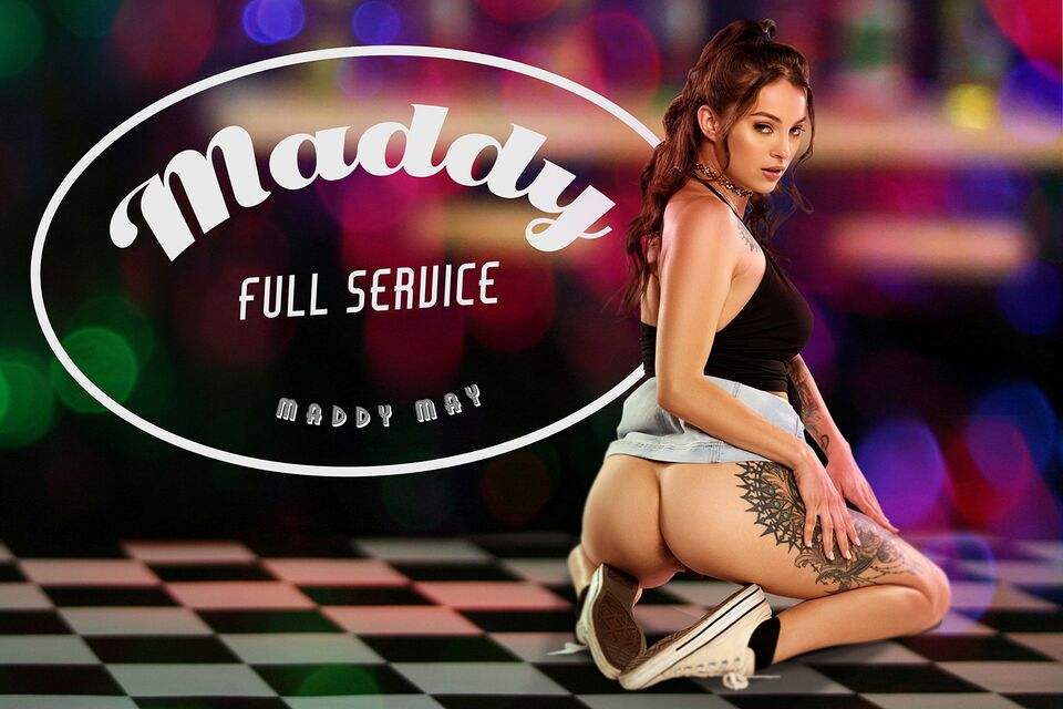 Maddy Full Service with Maddy May – BaDoinkVR