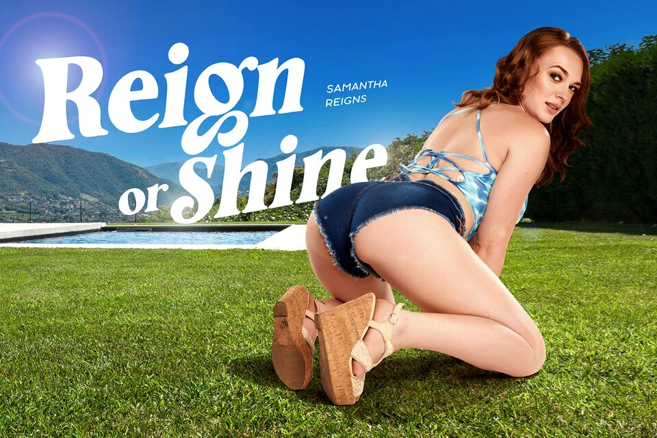 Reign Or Shine with Samantha Reigns – BaDoinkVR