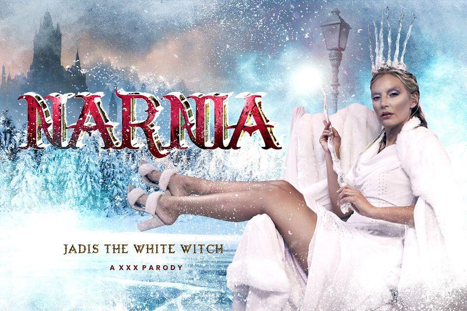 Narnia: Jadis the White Witch A XXX Parody with Mona Wales – VRCosplayX