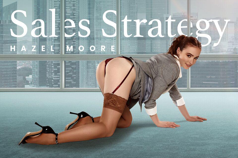 Sales Strategy with Hazel Moore – BaDoinkVR