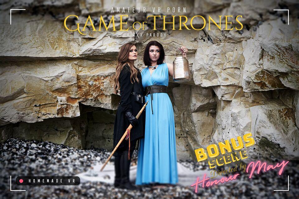 Amateur VR Porn: Game of Thrones Yara Greyjoy with Honour May & Effie Diaz – VRCosplayX