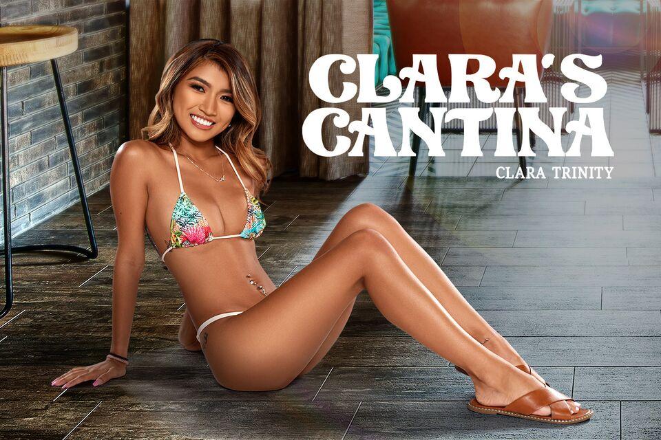 Clara's Cantina with Clara Trinity – BaDoinkVR