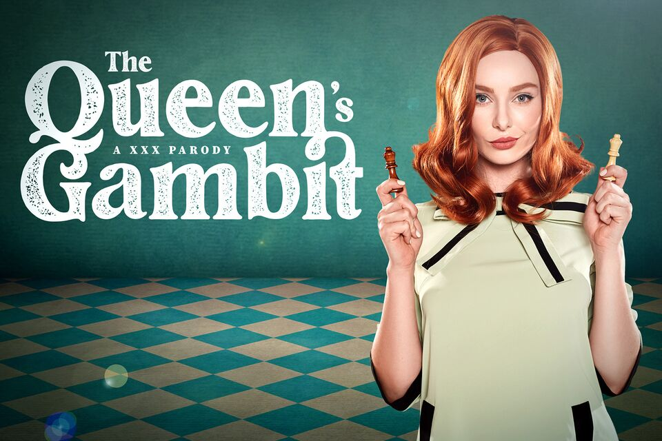 Queen's Gambit A XXX Parody with Lacy Lennon – VRCosplayX