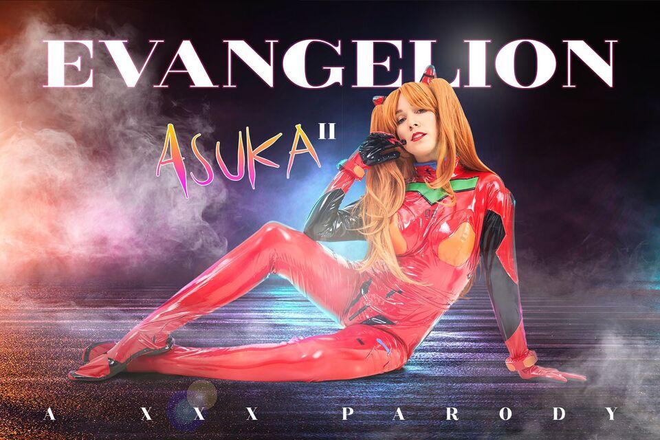 Evangelion: Asuka 2 A XXX Parody with Alexis Crystal – VRCosplayX