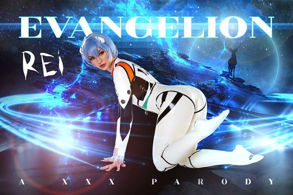 Evangelion: Rei Ayanami A XXX Parody with Jewelz Blu – VRCosplayX