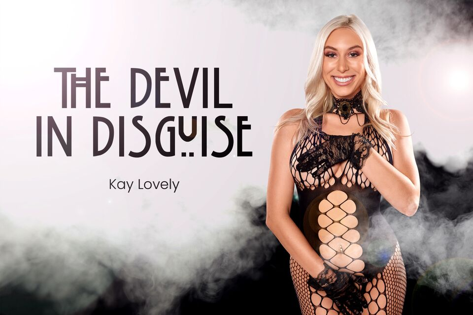 The Devil In Disguise with Kay Lovely – BaDoinkVR
