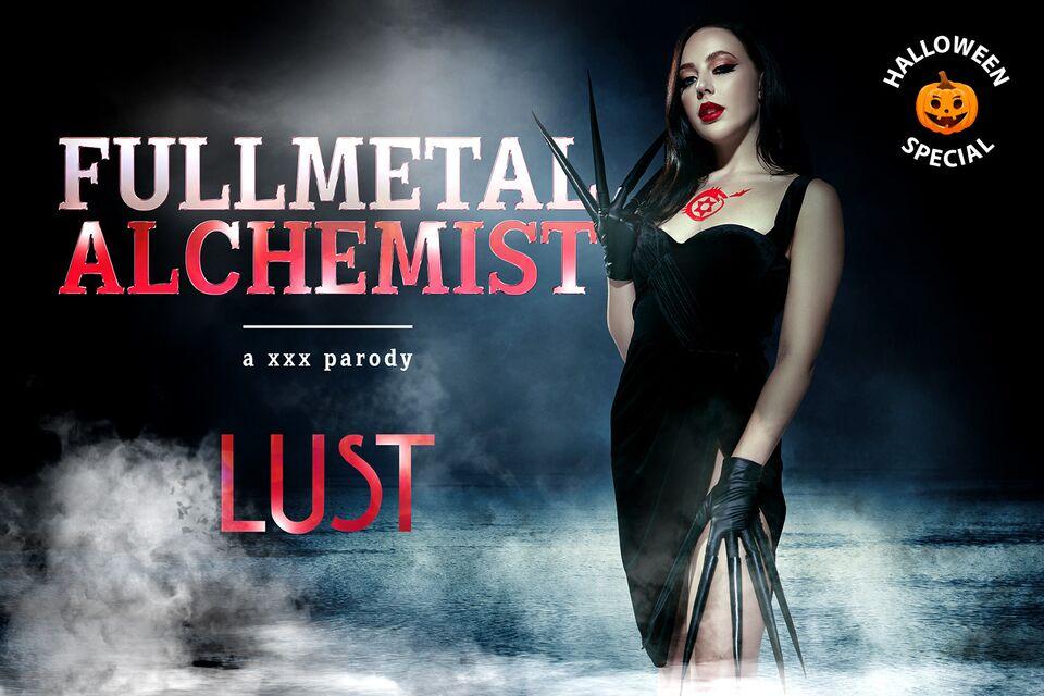 Fullmetal Alchemist: Lust A XXX Parody with Whitney Wright – VRCosplayX