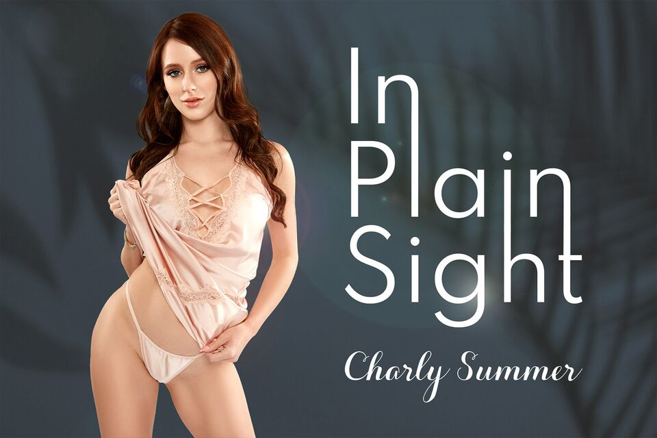 In Plain Sight with Charly Summer – BaDoinkVR