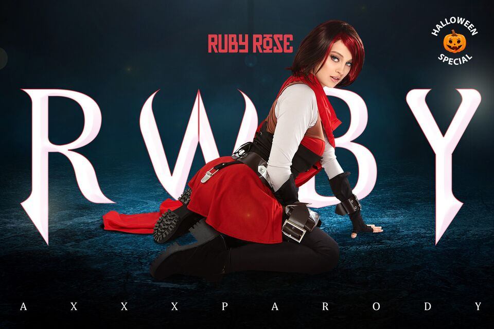 RWBY: Ruby Rose A XXX Parody with Maddy May – VRCosplayX
